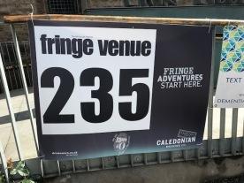fringe sign
